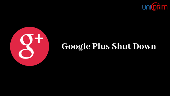 Why Google Plus Shut Down Report by SEO Expert - Unidrim